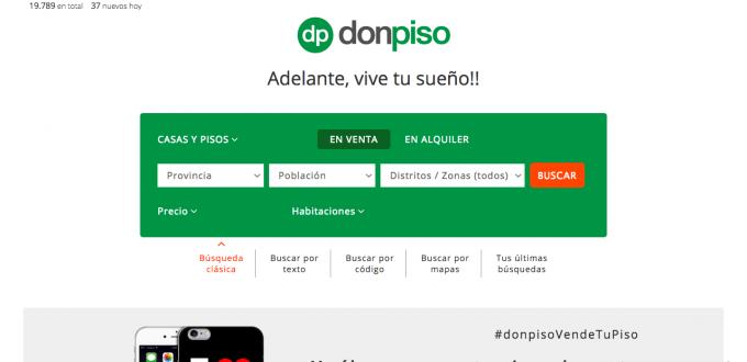 web donpiso