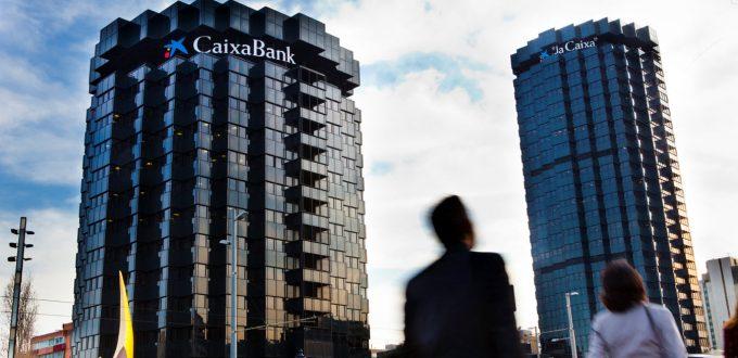 entidad financiera caixabank