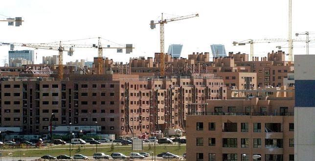 Construcción en España
