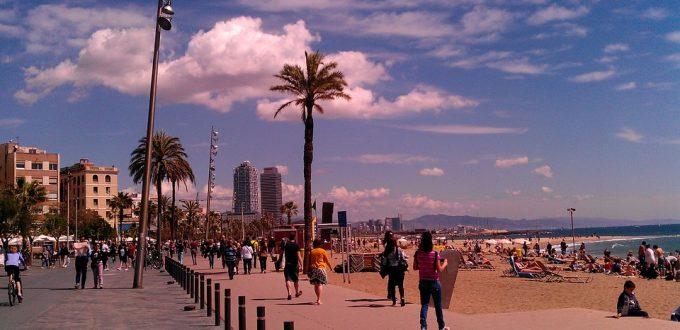 Extranjeros Barcelona
