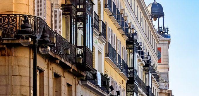 Apartamentos turísticos en Madrid