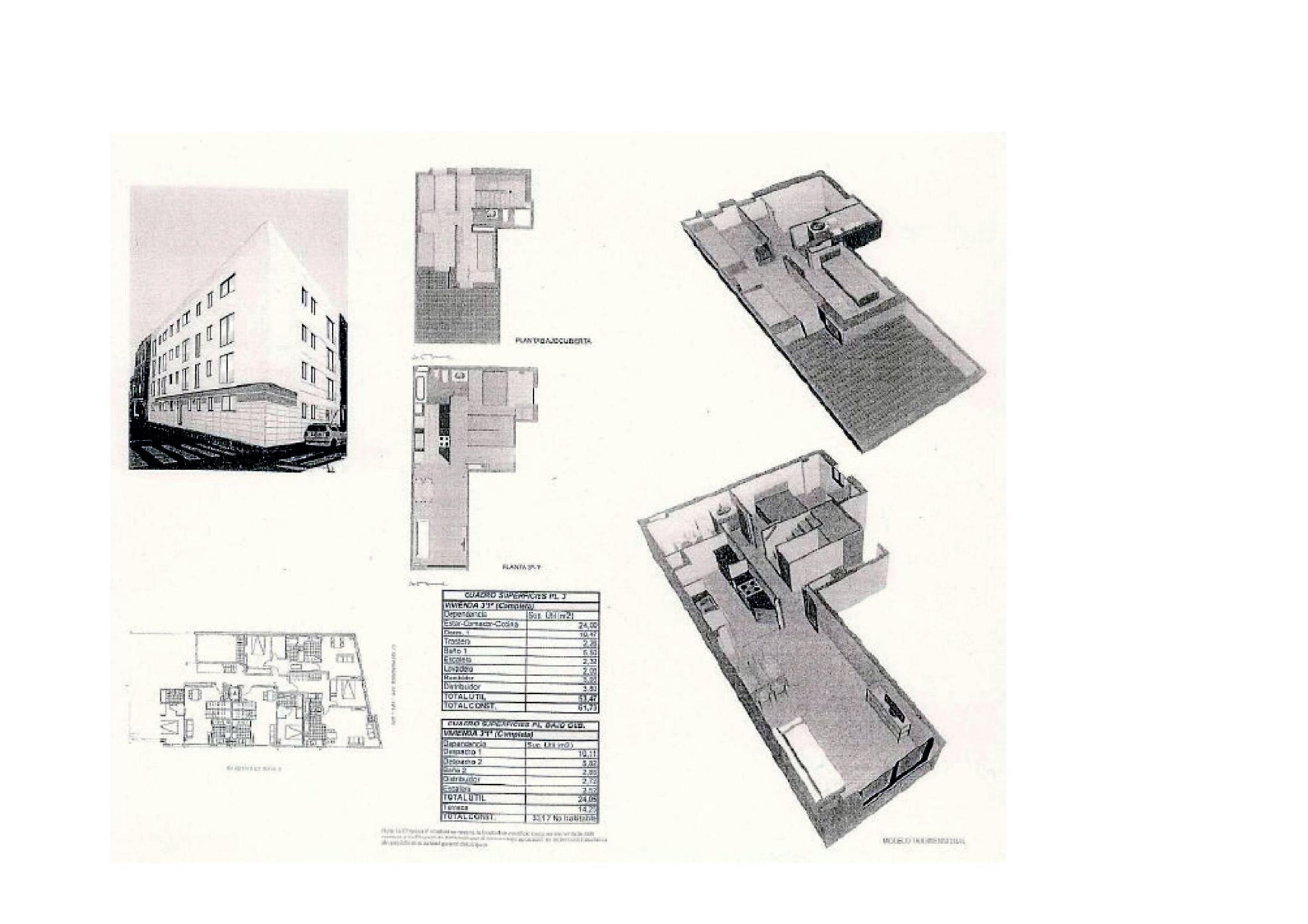 D plex covadonga sabadell barcelona 100090 for Don piso sabadell