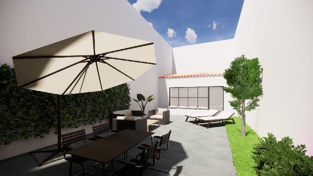 Imagen 1 Inmueble 241446 - Planta Baja en venta en Sabadell / C/ Cellers esquina C/ Frederic Soler