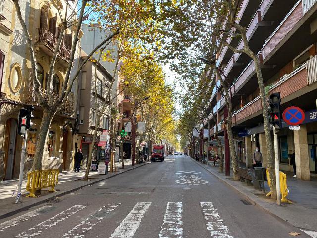 Imagen 1 Inmueble 244507 - Piso en alquiler en Sabadell / Rambla junto Cinema Imperial