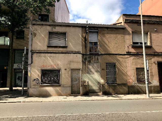 Imagen 1 Inmueble 249826 - Solar Urbano en venta en Sabadell / Junto Rda. Ponent y Ferrocarrils Cat. Gracia Can Feu