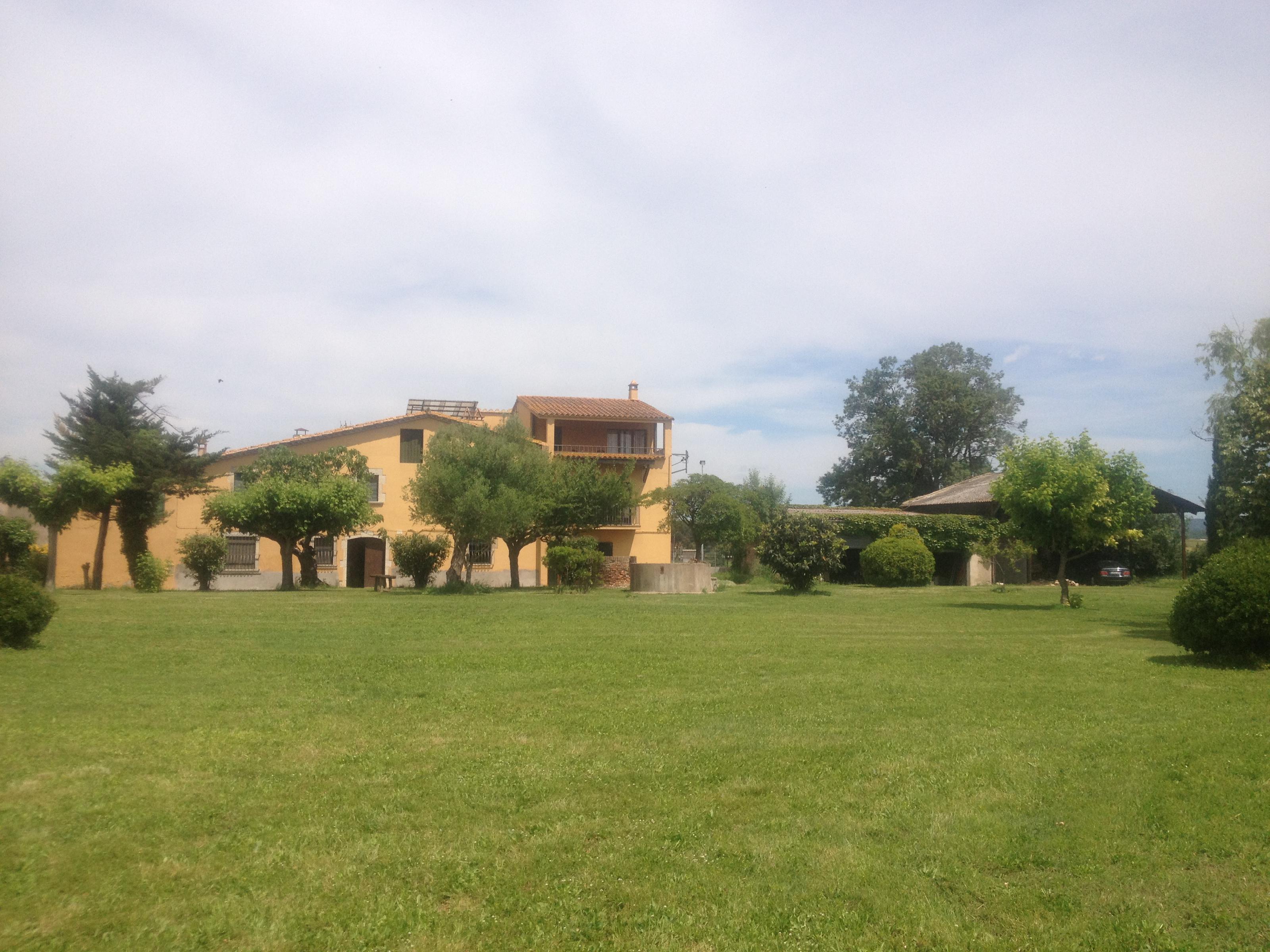 Imagen 2 Casa Rústica en venta en Cassà De La Selva / Masia totalment reformada a Cassa de la Selva.