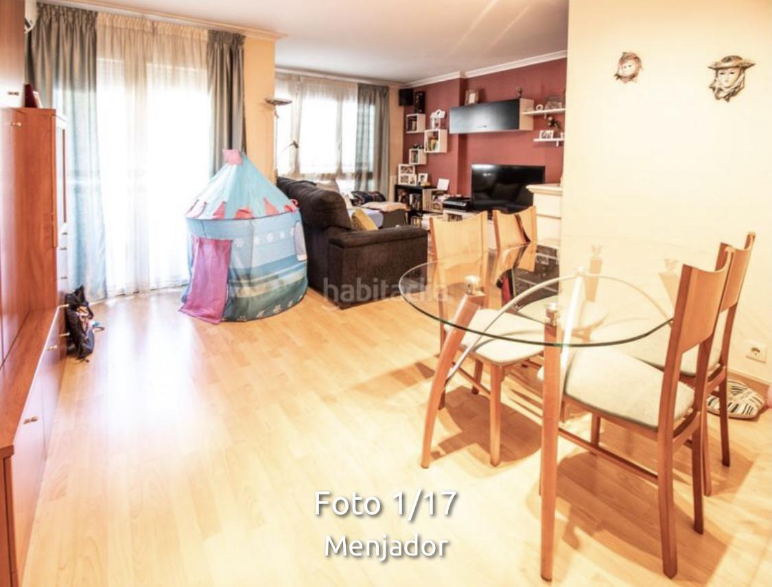 Imagen 2 Piso en venta en Girona / Pis de136m2 amb terrassa al costat del Bell-lloc