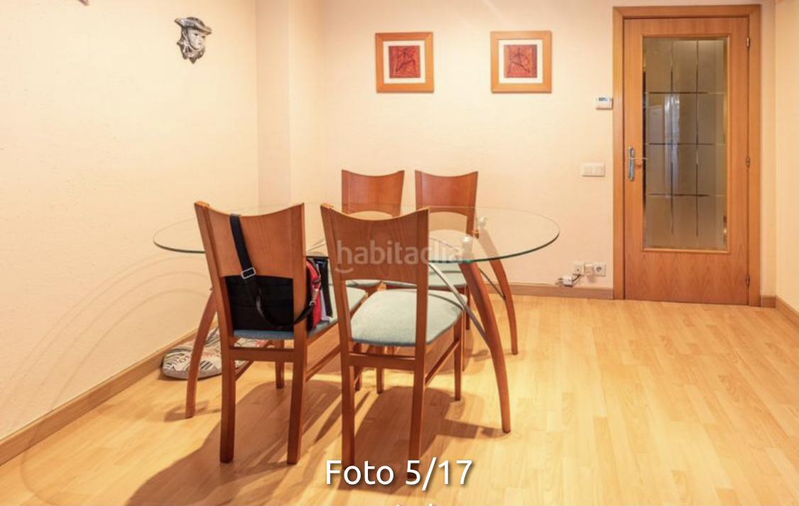 Imagen 3 Piso en venta en Girona / Pis de136m2 amb terrassa al costat del Bell-lloc