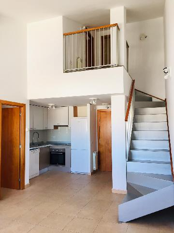 Imagen 1 Inmueble 254561 - Dúplex en alquiler en Girona / Duplex  amb pk i traster a la nova Clinica Girona