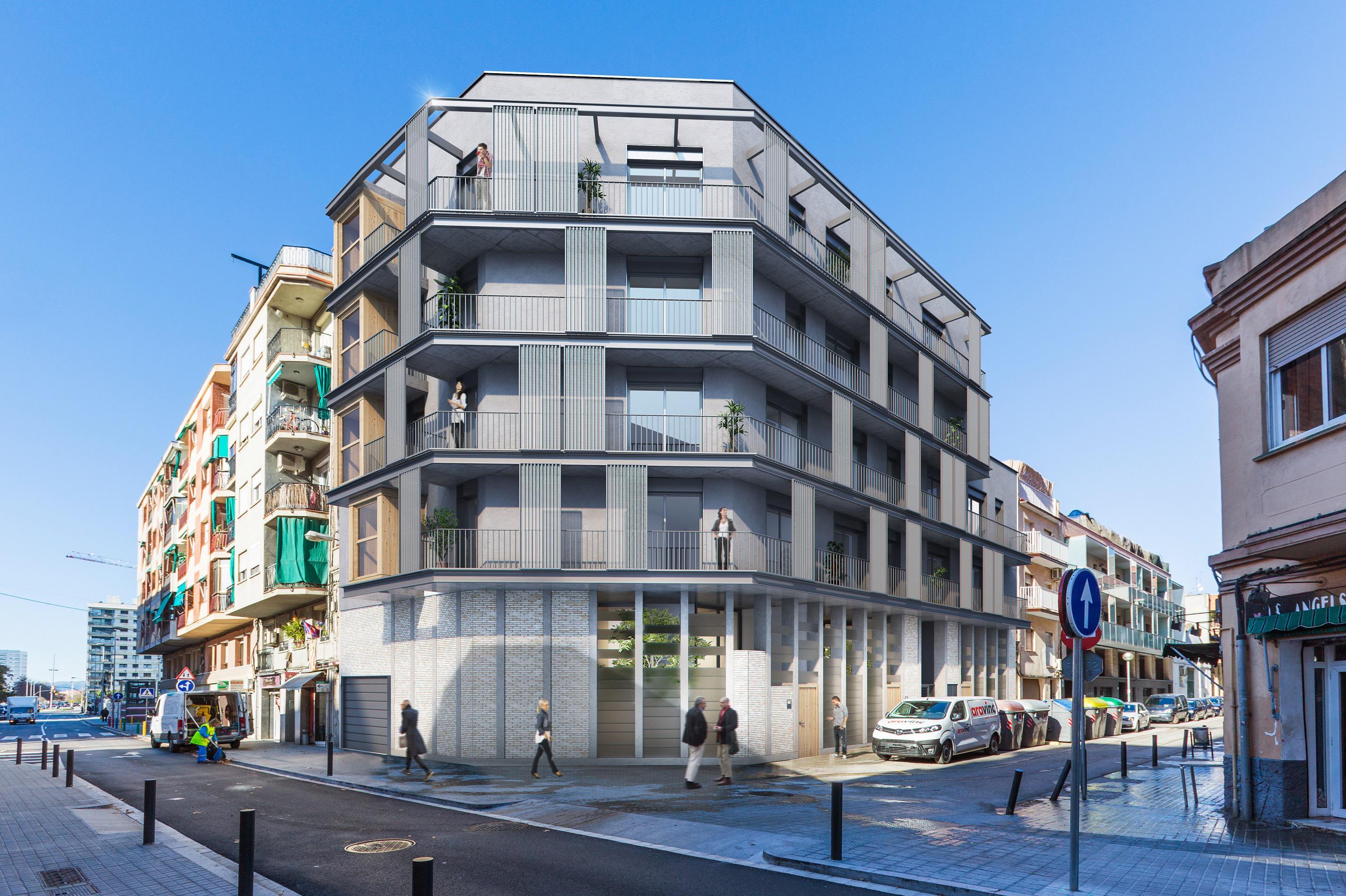 Imagen 3 Piso en venta en Hospitalet De Llobregat L´ / Aprestadora junto metro L10 Provenzana