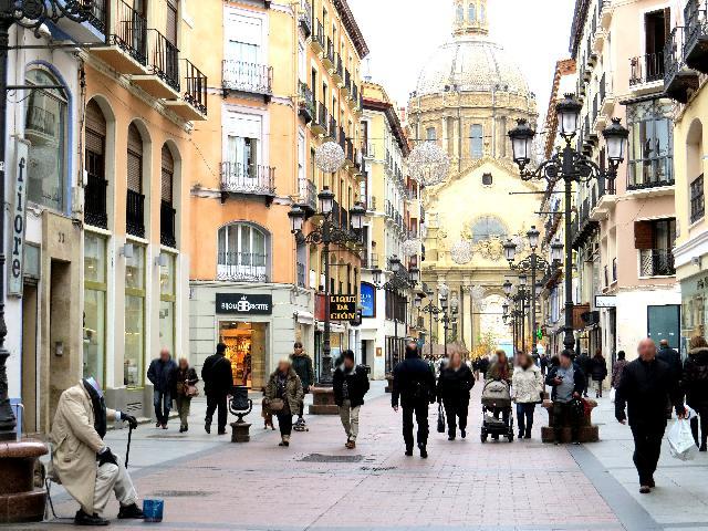 Imagen 1 Inmueble 172499 - Local Comercial en alquiler en Zaragoza / Casco Antiguo - Junto Calle Alfonso
