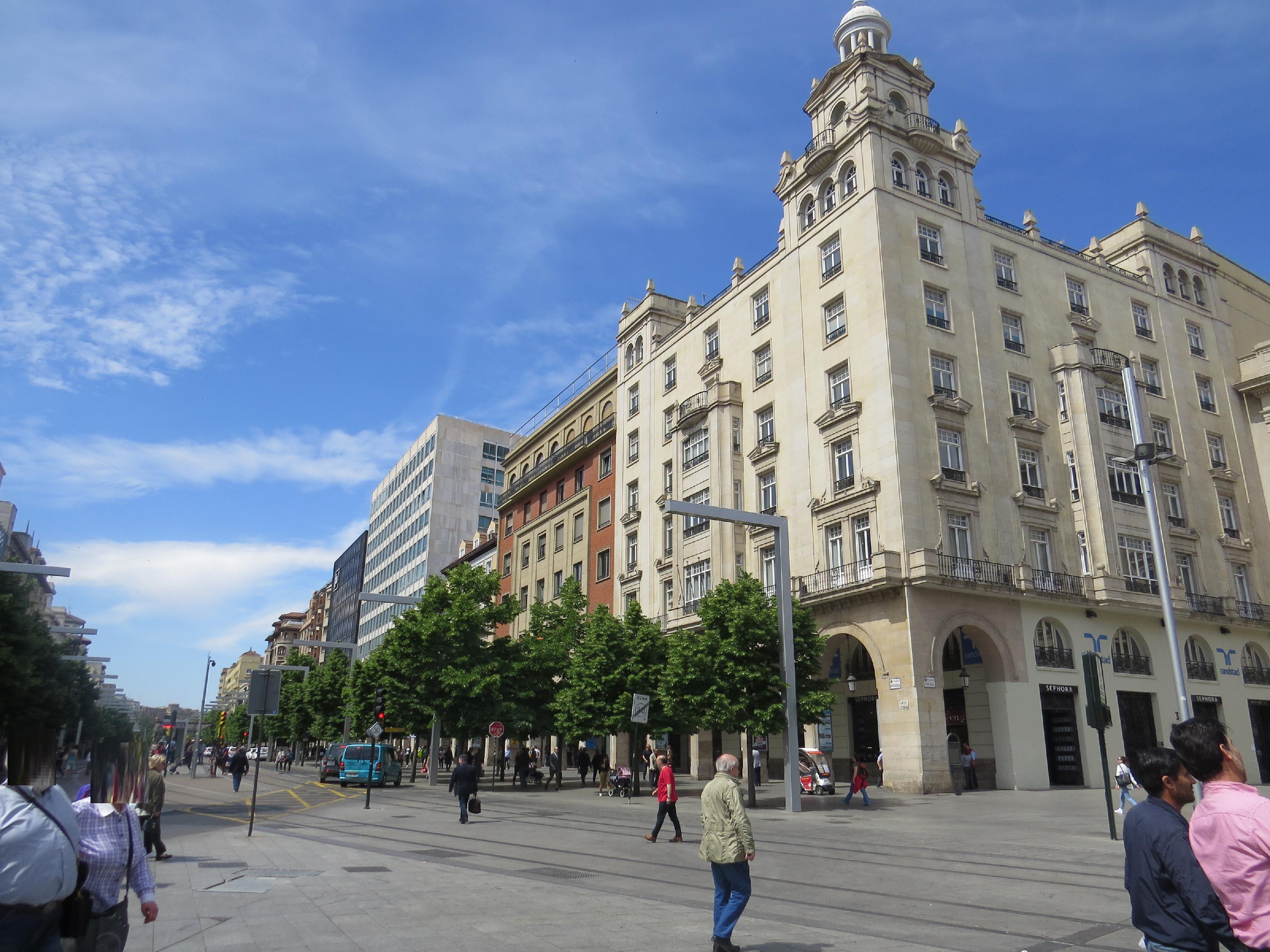 Imagen 3 Oficina Comercial en alquiler en Zaragoza / En pleno centro