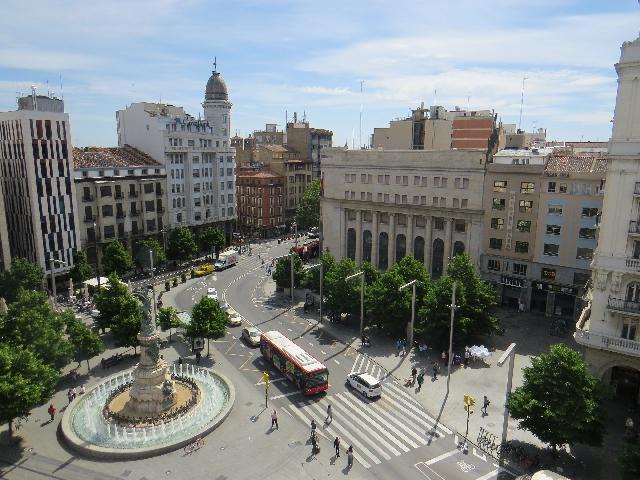 Imagen 1 Inmueble 226236 - Oficina Comercial en alquiler en Zaragoza / En pleno centro