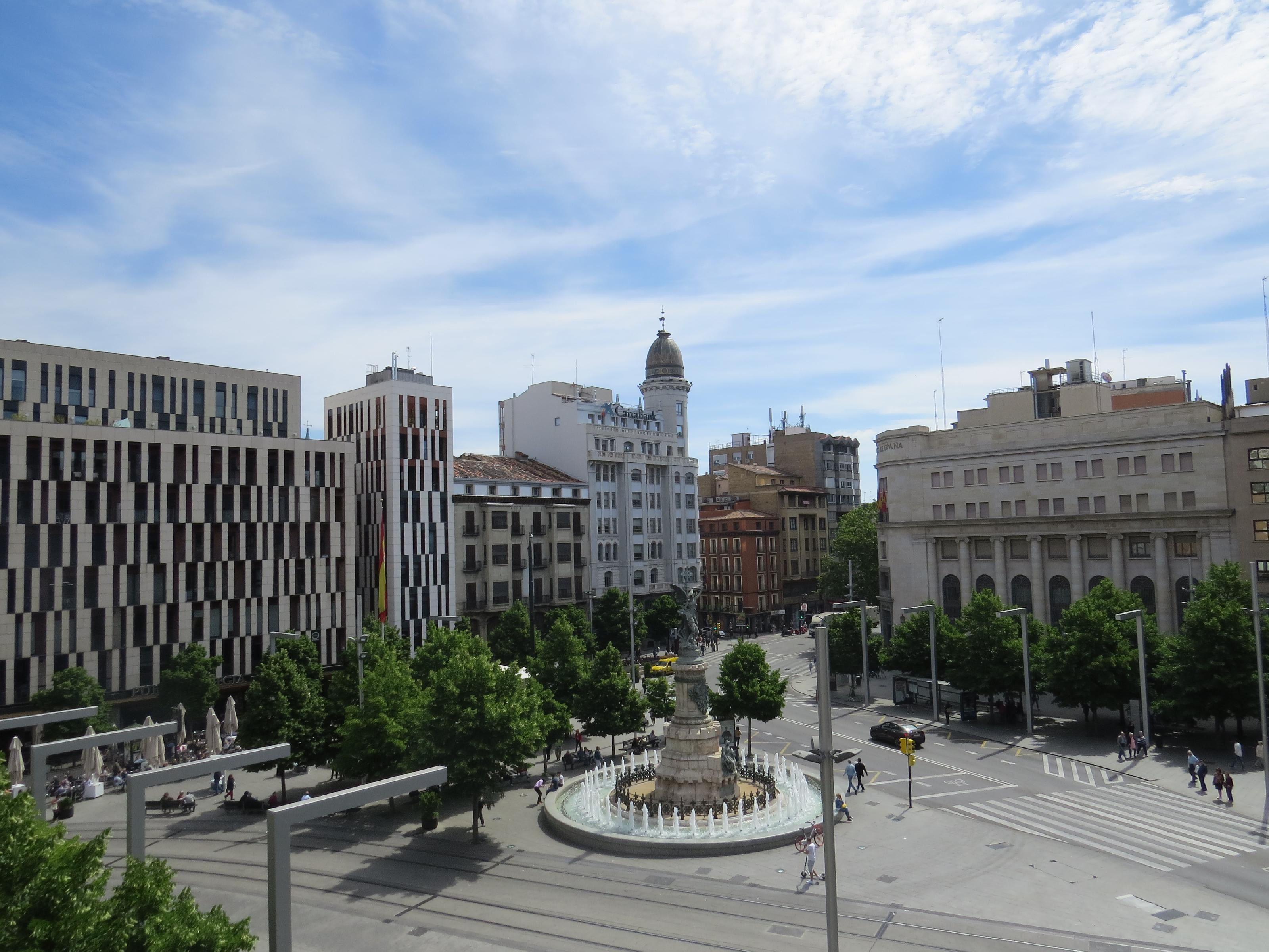 Imagen 1 Oficina Comercial en alquiler en Zaragoza / En pleno centro