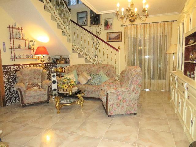 Imagen 1 Inmueble 228832 - Casa Adosada en venta en Luceni / En el centro de Luceni