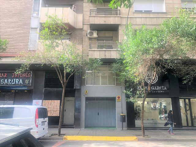 Imagen 1 Inmueble 238890 - Parking Coche en alquiler en Zaragoza / En pleno Centro