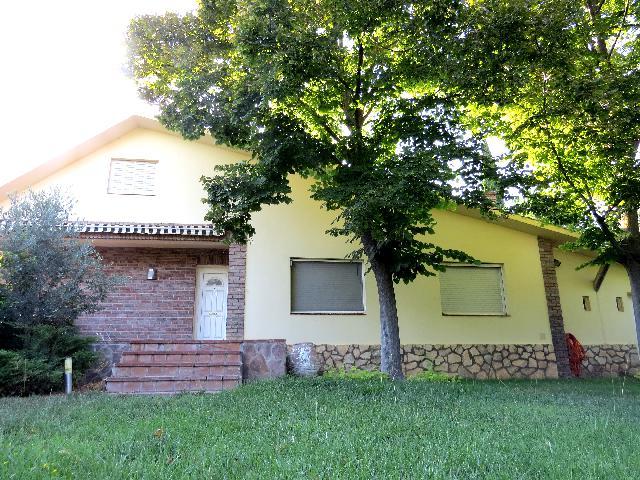 Imagen 1 Inmueble 249318 - Casa Aislada en alquiler en Zuera / Urb. Las Lomas del Gallego