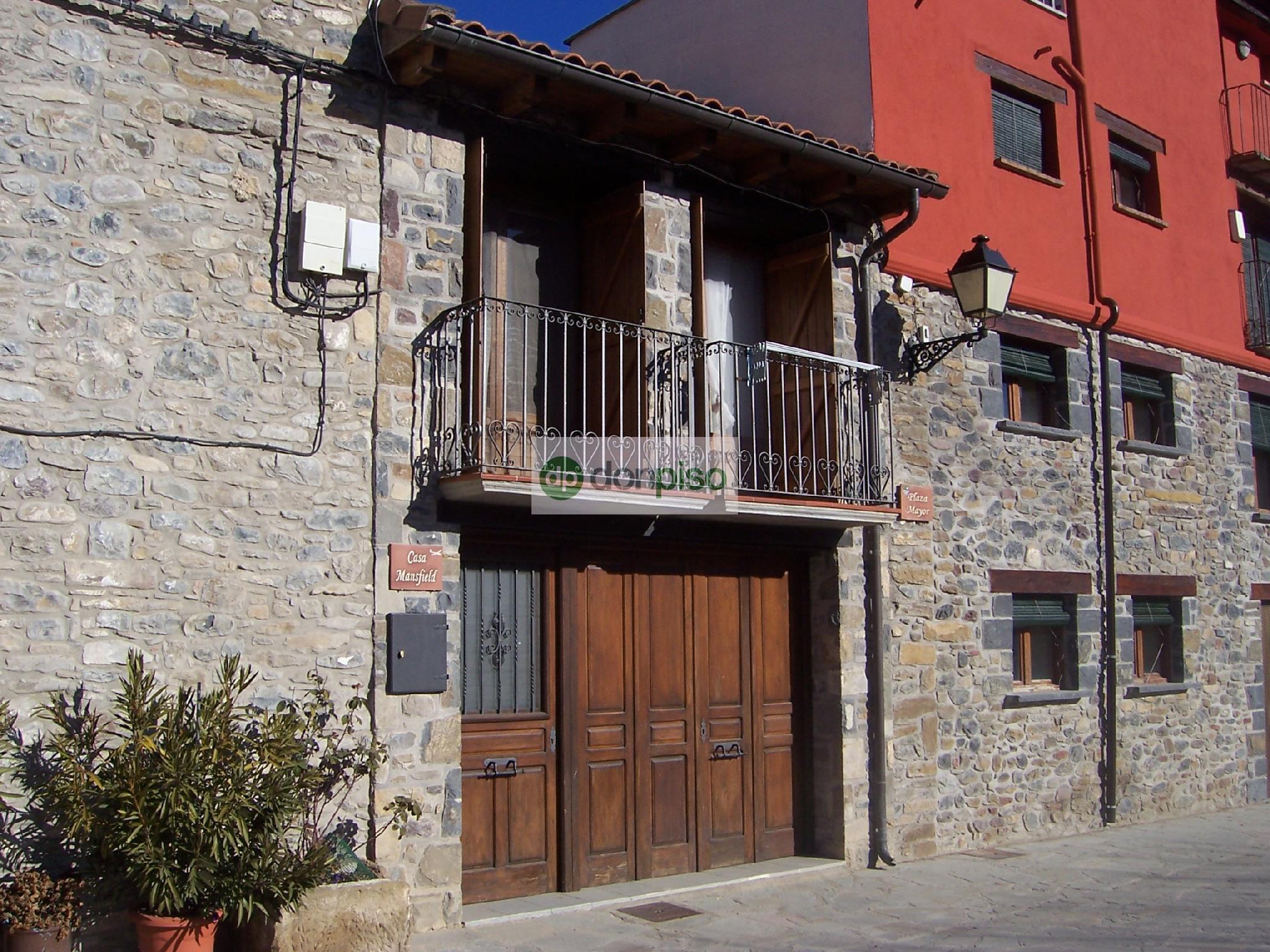 Casa santa cilia de jaca santa cilia huesca 07221 - Comprar casa en jaca ...