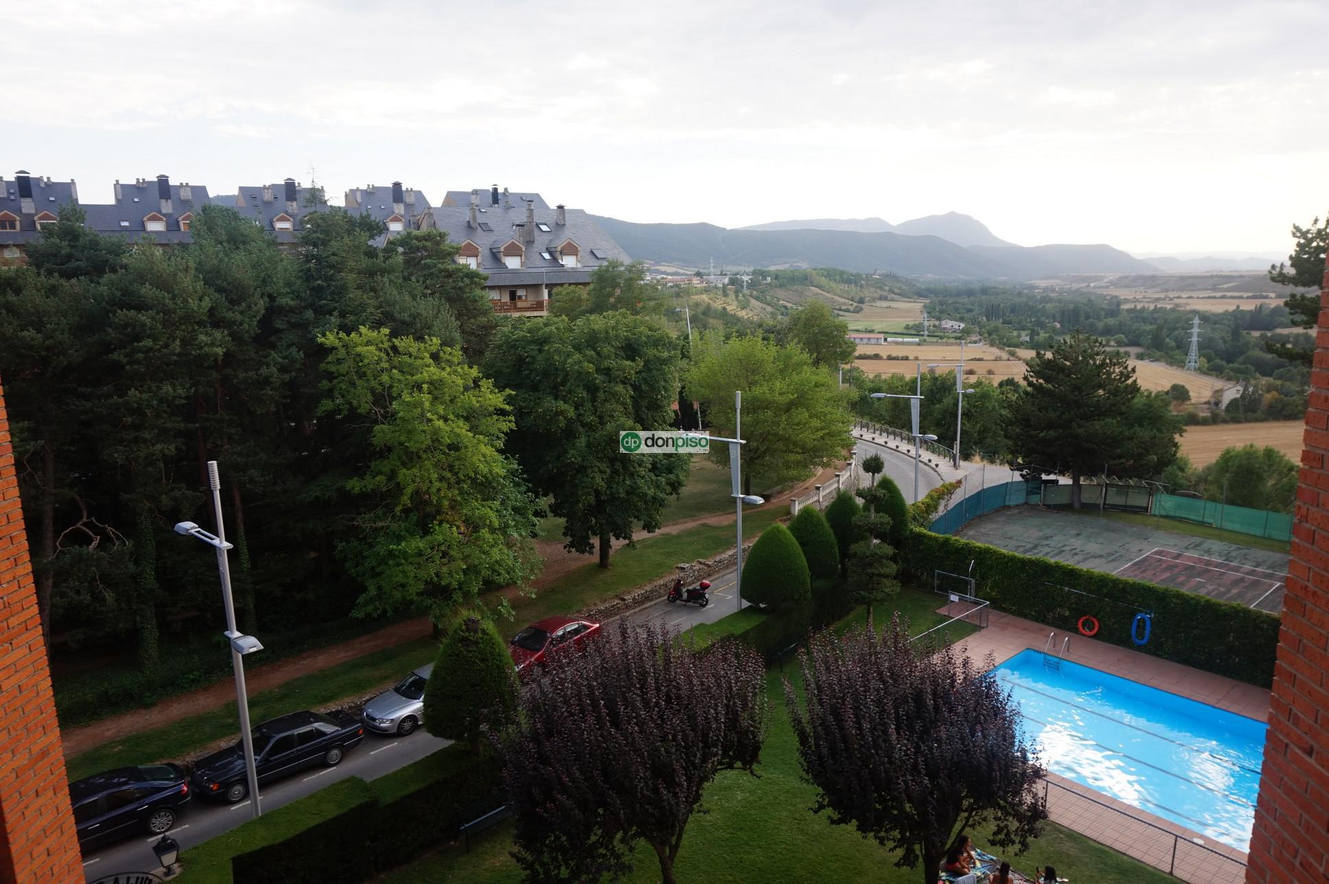 33304 - Junto a Parque Constitución con vistas Valle del Aragón