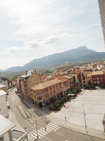 77893 - Jaca centro, Plaza Biscós