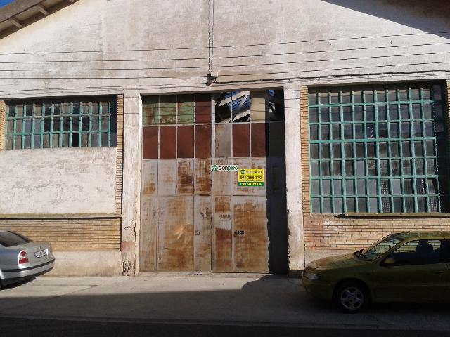 107982 - HUESCA NAVE INDUSTRIAL