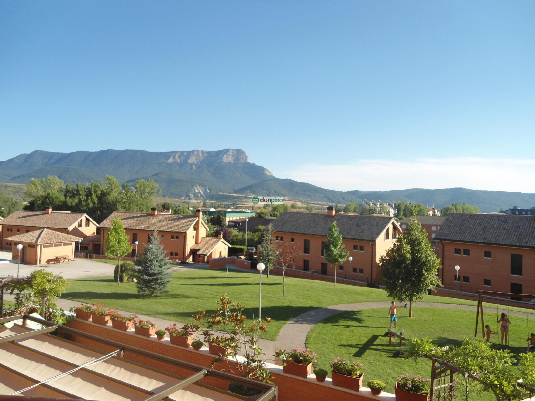 124513 - Zona de la Tejeria, junto al Hospital Comarcal de Jaca