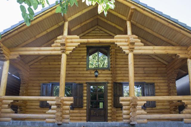 Imagen 1 Inmueble 124557 - Casa en venta en Santa Cilia / A 15 km. de Jaca en la carretera de Nacional 240 Km.300