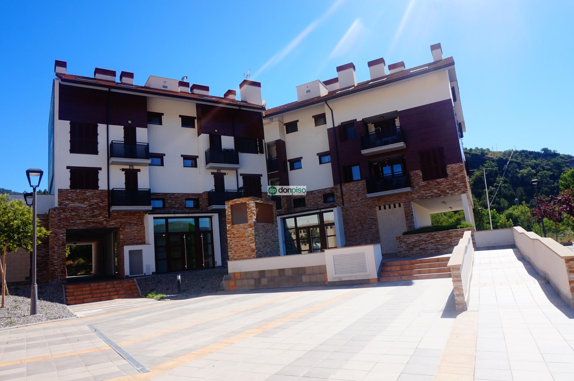 165652 - Hotel balneario Monasterio de Boltaña