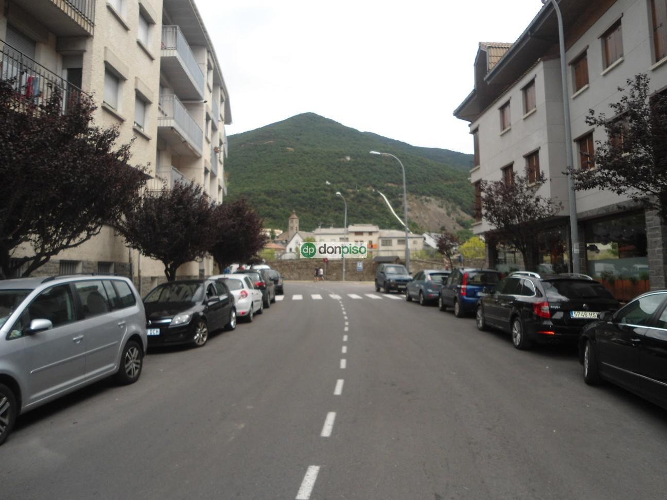 165751 - Valle de Tena. Hotel La Rambla. Río Gallego