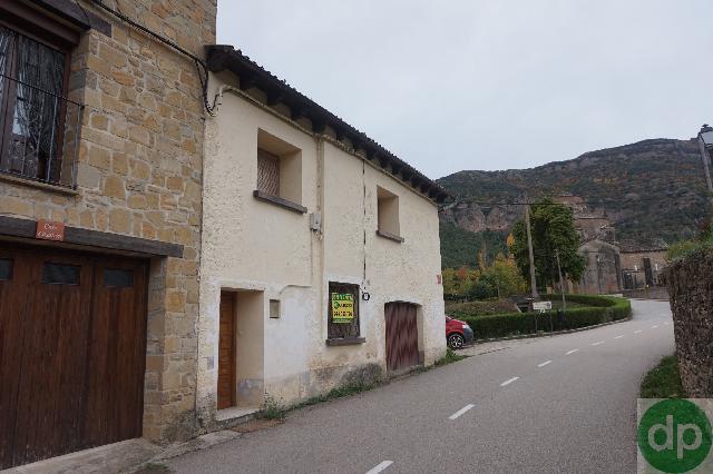 Imagen 1 Inmueble 212481 - Casa en venta en Santa Cruz De La Serós / A la entrada de Santa cruz de la Serós