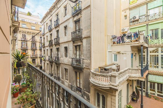 Imagen 1 Inmueble 237483 - Piso en venta en Barcelona / Junto Arc de Triomf