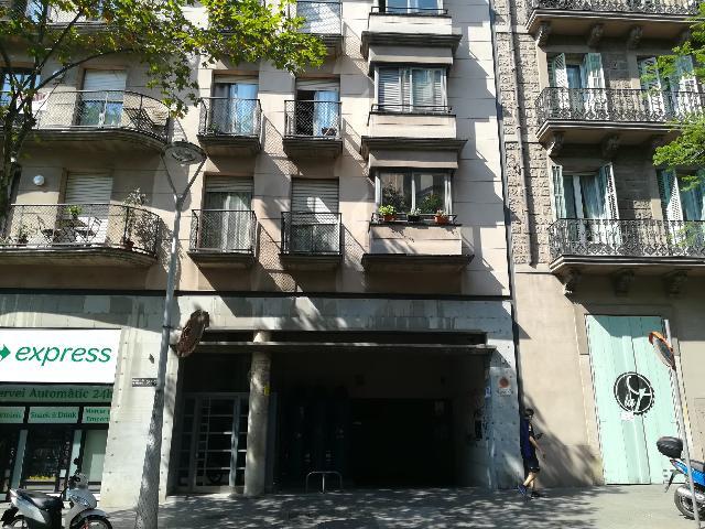 Imagen 1 Inmueble 249676 - Parking Coche en venta en Barcelona / Calle Marina entre Rossellon y Porvenza.
