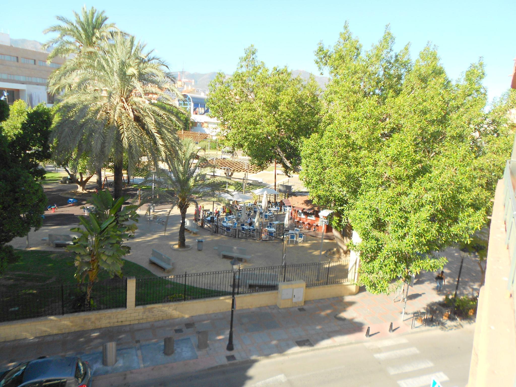 167964 - En el corazón Fuengirola-Centro con vistas despejadas