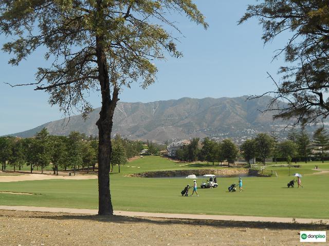 Imagen 1 Inmueble 195044 - Piso en venta en Mijas / Conjunto Residencial Mijas Hill Golf.