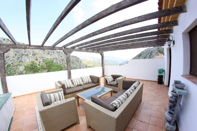 Imagen 1 Inmueble 223021 - Casa Aislada en venta en Montejaque /  Montejaque Ronda