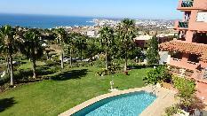 227530 - Apartamento en venta en Benalmádena / Higueron residencial, carrefour.