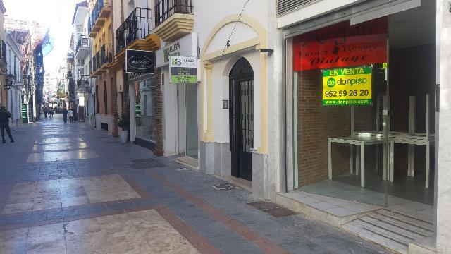 Imagen 1 Inmueble 233929 - Local Comercial en venta en Fuengirola / Calle Marbella. Fuengirola centro