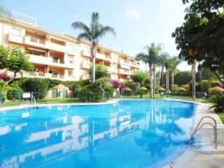 Imagen 1 Inmueble 242975 - Dúplex en venta en Marbella / Cabopino, Residencial Las dunas de Carib Playa.