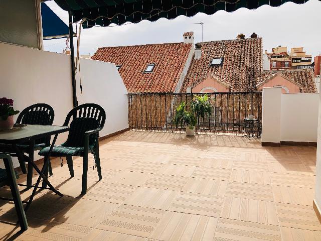 Imagen 1 Inmueble 243531 - Ático en venta en Fuengirola / Plaza de Los Chinorros