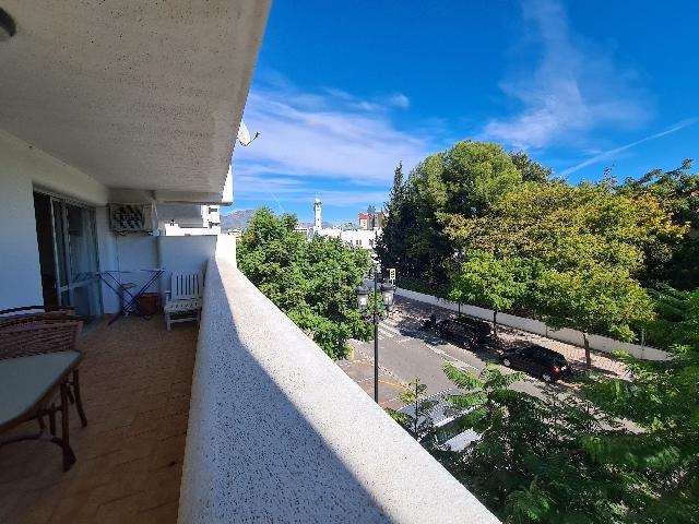 Imagen 1 Inmueble 244091 - Apto. Playa en alquiler en Fuengirola / Ubicado en la zona Myramar de Fuengirola.