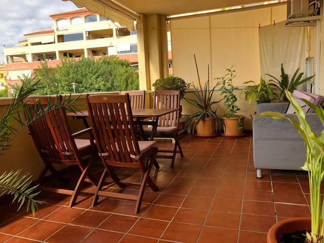 Imagen 1 Inmueble 244363 - Apto. Playa en venta en Fuengirola / Zona residencial de Los Pacos.
