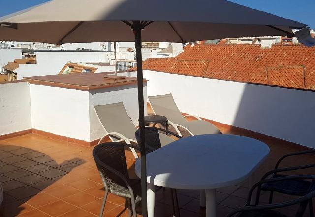 Imagen 1 Inmueble 244637 - Ático en alquiler en Fuengirola / Fuengirola centro