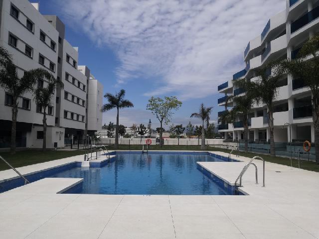 Imagen 1 Inmueble 249915 - Apartamento en venta en Mijas / Residencial Jardines de Las Lagunas