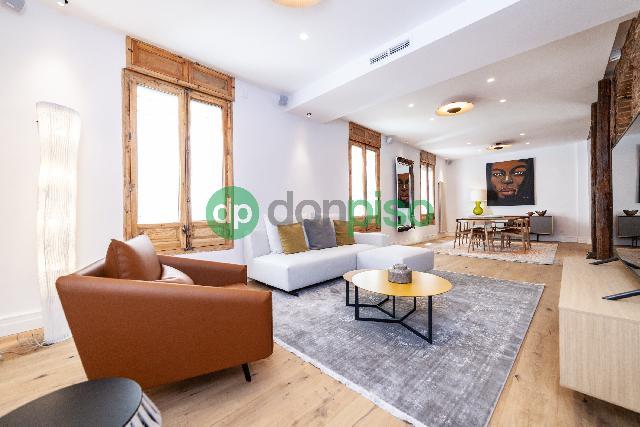 Imagen 1 Inmueble 224276 - Piso en venta en Madrid / Salamanca-Recoletos