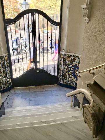 Imagen 1 Inmueble 231591 - Piso en venta en Madrid / Juan bravo, reformado, exterior haciendo esquina