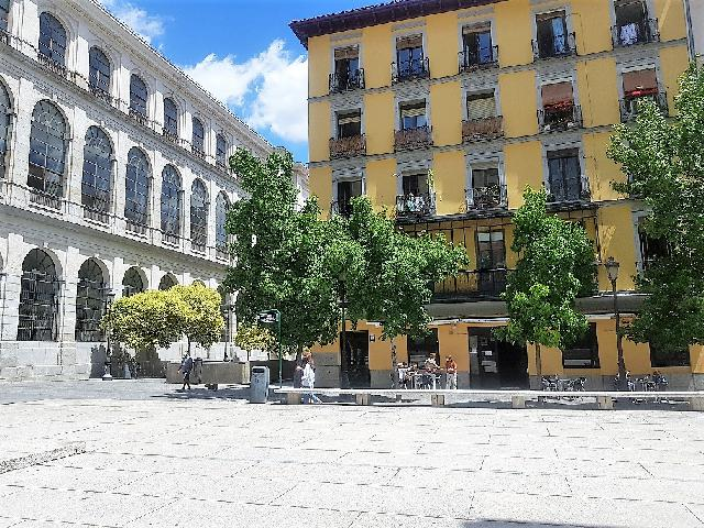 Imagen 1 Inmueble 240192 - Piso en venta en Madrid / Museo tysees, cerca del paseo del prado, atocha