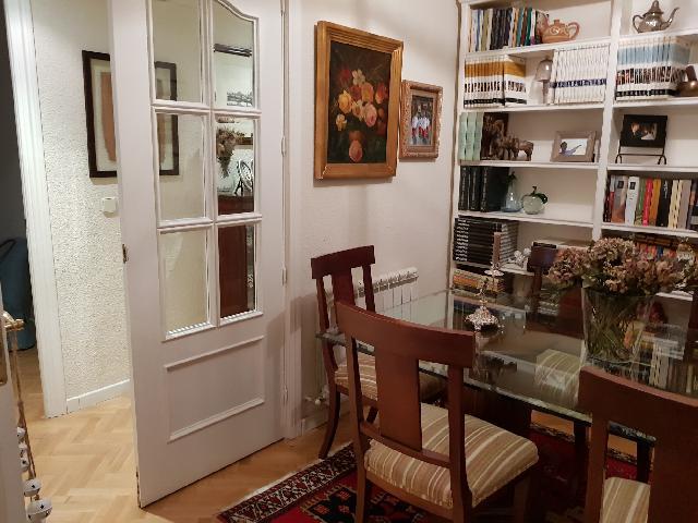 Imagen 1 Inmueble 245275 - Piso en venta en Madrid / Jorge juan, con principe de vergara