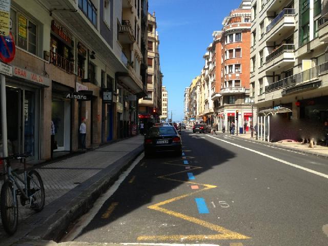 10970 - Gran Vía - Junto a Plaza Cataluña y Playa Zurriola
