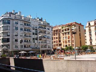 Imagen 1 Inmueble 33180 - Local Comercial en alquiler en San Sebastián / P. Nafarroa Beherea-Sótano acceso desde por...