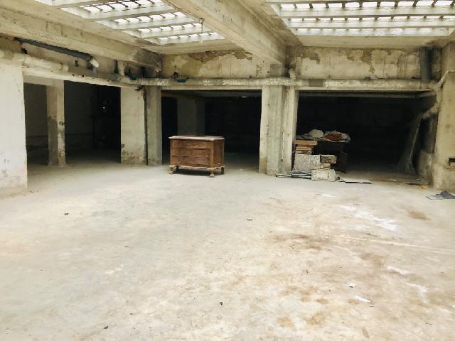 Imagen 1 Inmueble 37734 - Local Industrial en venta en San Sebastián / Isabel ll-Amara-Donostia-Sótano acceso por rampa